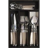 Laguiole Jean Dubost 24 Piece Cutlery Set - St Louis