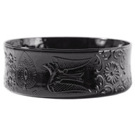 Tapestry Bowl - Black