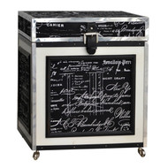 Manhattan Trunk Small - Size: 55H x 45W x 45D (cm)