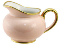Limoges Legle Creamer (Cream Jug) - Rose Petal