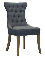 Bella House Ella Dining Chair - Slate Grey