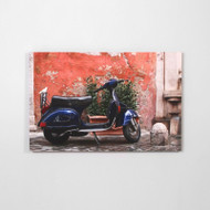 Canvas Print: Tuscan Vespa