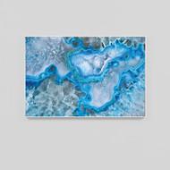 Canvas Print: Aqua Formation