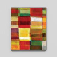 Canvas Print: Autumn Patchwork