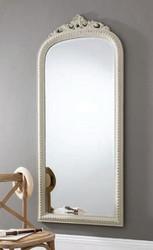 """Eden Mirror Vintage White 68x29"""""""" Gallery Direct"""""""""""