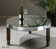 Eleni Coffee Table by Uttermost