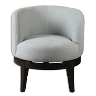 Aurick Swivel Chair by Uttermost