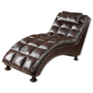 Toren Chaise Lounge by Uttermost