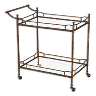 Stasia Tea Cart by Uttermost