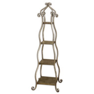 Lilah Etagere by Uttermost