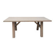 Bella House Geneva Dining Table 200cm - French Oak