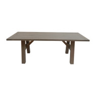 Bella House Geneva Dining Table 240cm - French Oak
