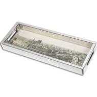 Panorama de Paris Tray by Uttermost