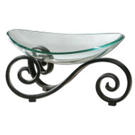 Arla Bowl by Uttermost