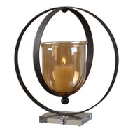 Charon Candleholder by Uttermost