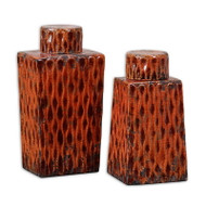 Raisa Containers - Set of 2 by Uttermost
