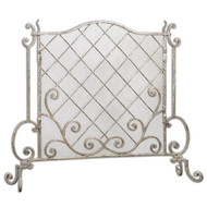 Acasia Fireplace Screen by Uttermost