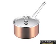 Scanpan Copper Maitre D 10cm Saucepan