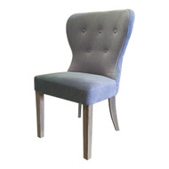 Contessa Dining Chair - Steel Blue