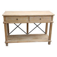 Aix 2 Drawer Console Table