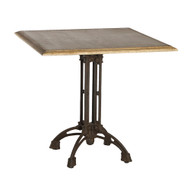 Catalan Square Table 80cm