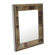 Brooklyn Mirror - Reclaimed Elm