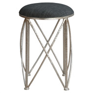 Delaine Small Stool by Uttermost