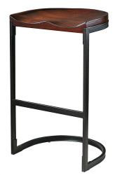 Marcas Bar Stool by Uttermost