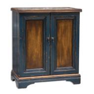 Agacio Bar Cabinet by Uttermost