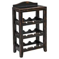 Halton Wine Rack Table by Uttermost