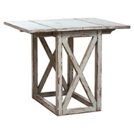 Khari Drop Leaf Table by Uttermost