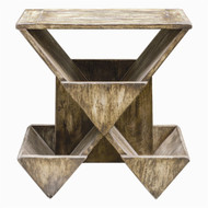 Enzo Accent Table by Uttermost