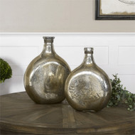 Euryl Vases - Set of 2 by Uttermost