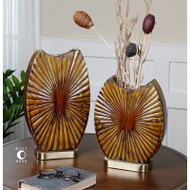 Zarina Vases - Set of 2 by Uttermost