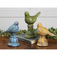 Bird Trio - Set of 3 by Uttermost