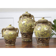 Gian Containers - Set of 3 by Uttermost