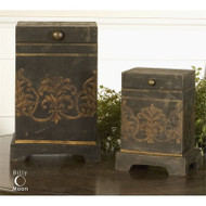 Melani Boxes - Set of 2 by Uttermost