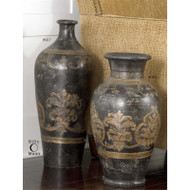 Mela Vase by Uttermost