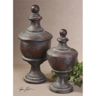 Gracelyn Finials - Set of 2 by Uttermost