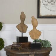 Arlie Sculptures - Set of 2 by Uttermost