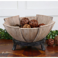 Daruna Bowl by Uttermost