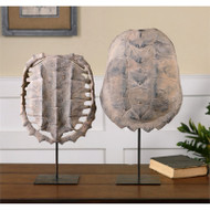 Turtle Shells - Set of 2 by Uttermost