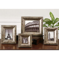 Camber Photo Frames - Set of 4 by Uttermost