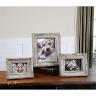 Niho Photo Frames - Set of 3 by Uttermost