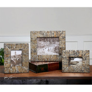Coaldale Photo Frames - Set of 3 by Uttermost