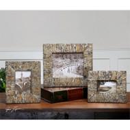 Coaldale Photo Frames - Set of 3 by Uttermost