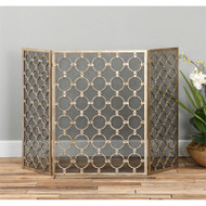 Mia Fireplace Screen by Uttermost