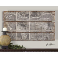 Map Of The City a Paintings by Uttermost