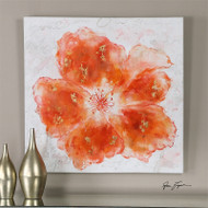 Crushed Orange a Paintings by Uttermost