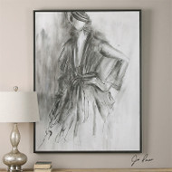 Charcoal Sketch a Paintings by Uttermost
